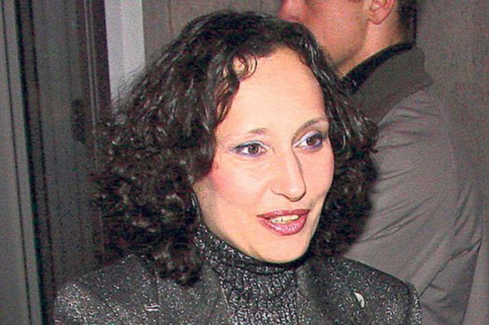 MJUZIKL: Ivana Žigon peva pred Lukašenkom