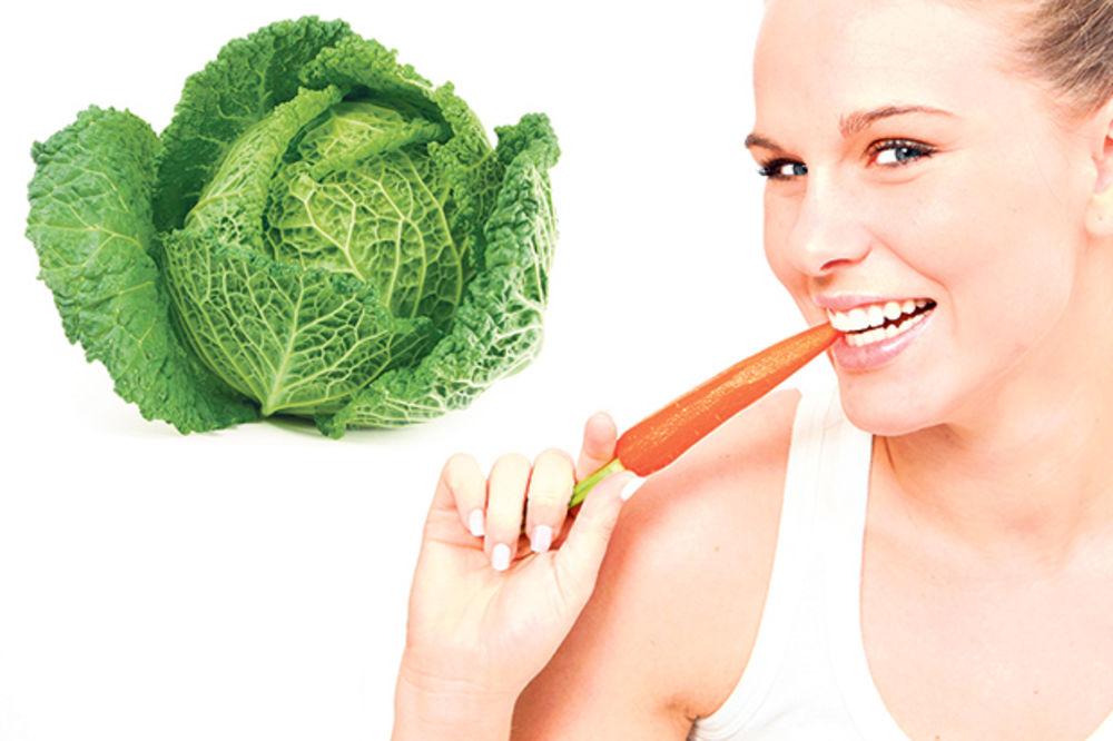 Povrće koje je zdravije kuvano