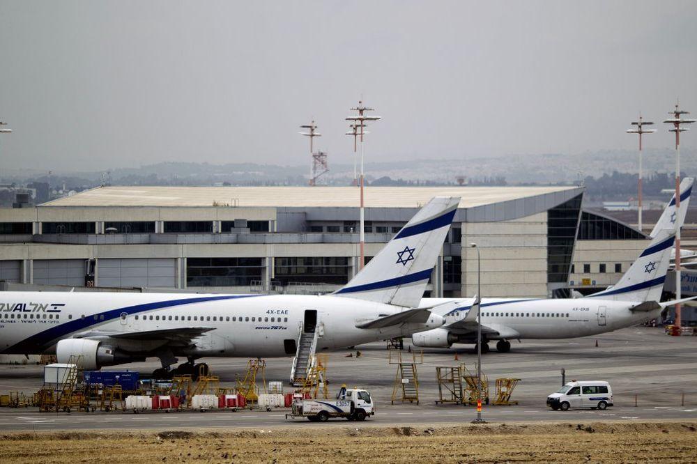 IZRAELSKI AVION PRINUDNO SLETEO: U vazduhu shvatili da su ostali bez točka