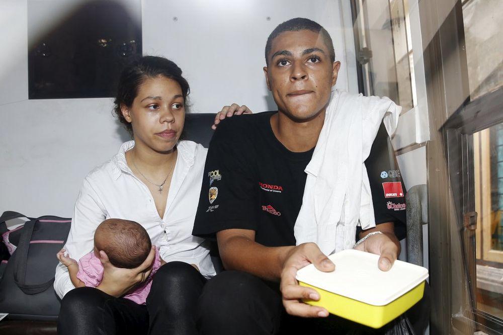 (VIDEO) SPAKOVALI ŽRTVU U KOFER: Bračni par ubica na robiju vodi i svoju nedavno rođenu bebu