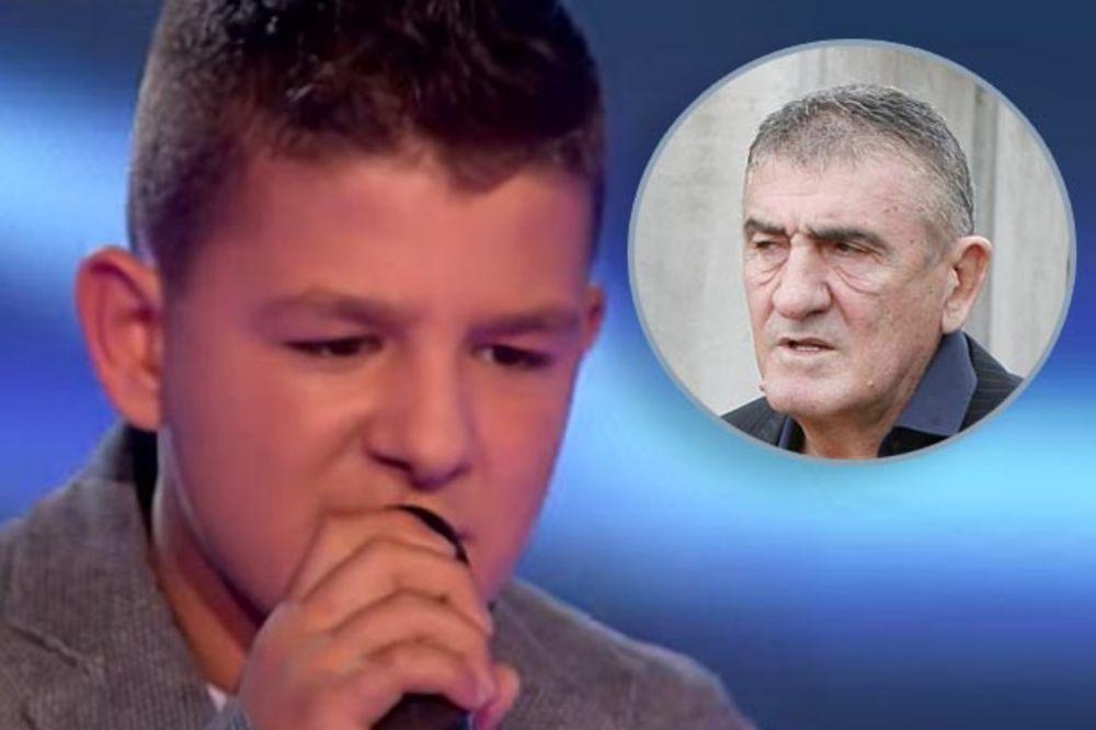 PINKOVA ZVEZDICA ISMAIL (13): Brano Mićunović mi je dao novac jer moji nemaju!