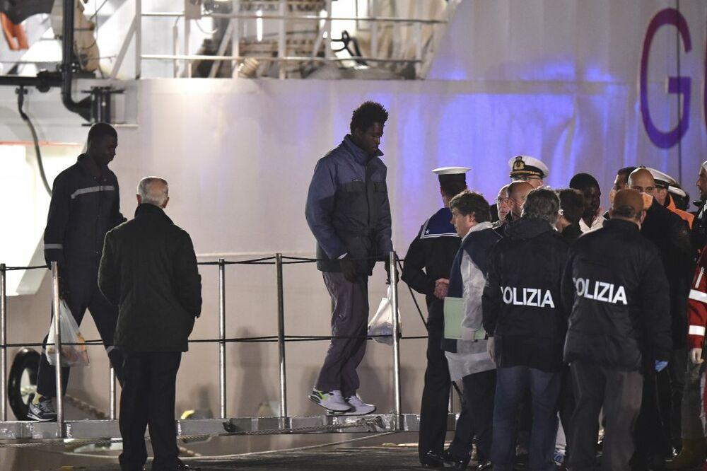 ITALIJANSKI TUŽILAC: Kapetan kriv za smrt skoro 900 izbeglica jer je pretrpao brod