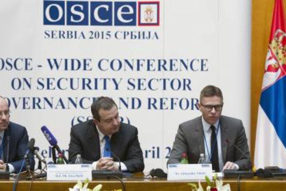 Dačić otvorio Konferenciju o bezbednosti