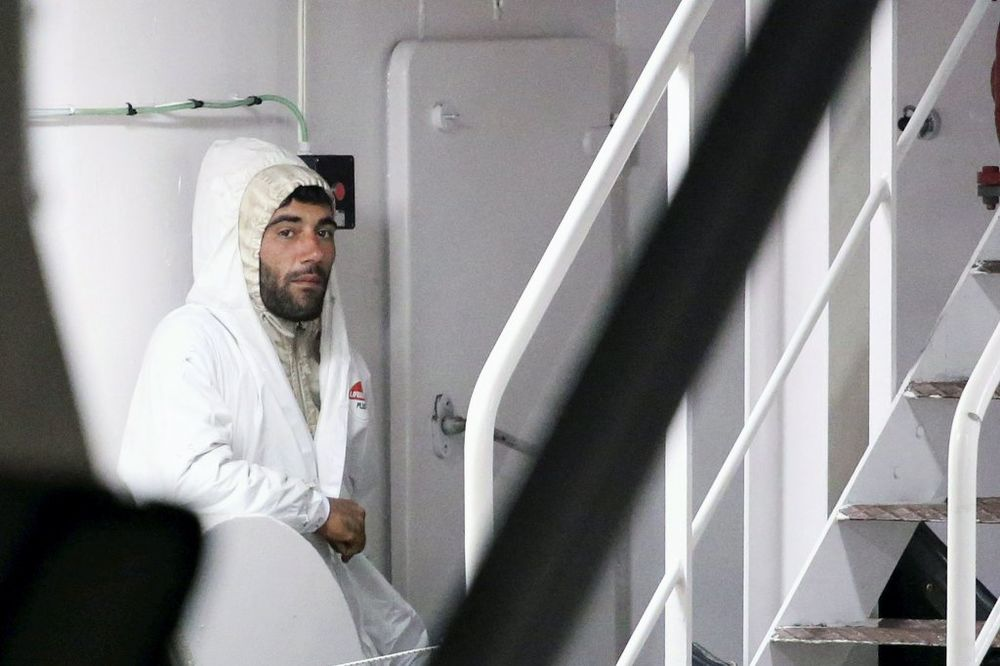 ON JE U SMRT ODVEO SKORO 900 LJUDI: Ovo je kapetan broda smrti koji se prevrnuo na Mediteranu