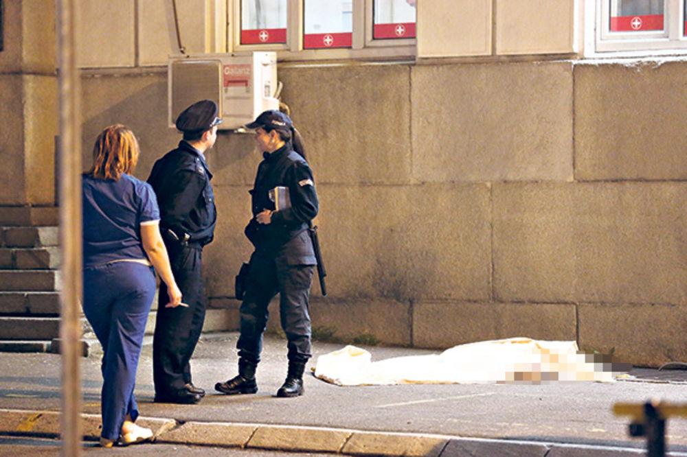 SAMOUBISTVO U CENTRU GRADA: Žena se ubila skokom s bolnice Sveti Sava