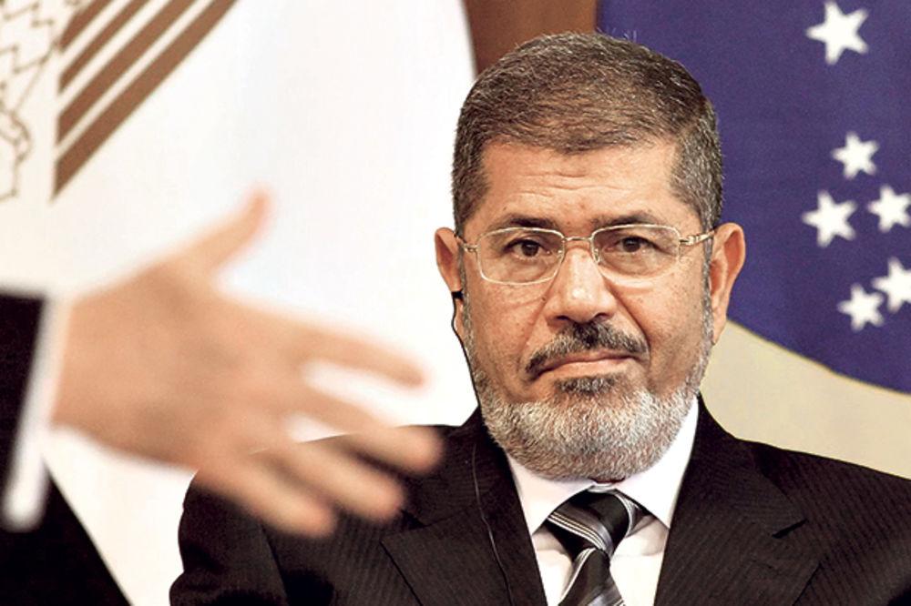 Muhamed Mursi će robijati 20 godina