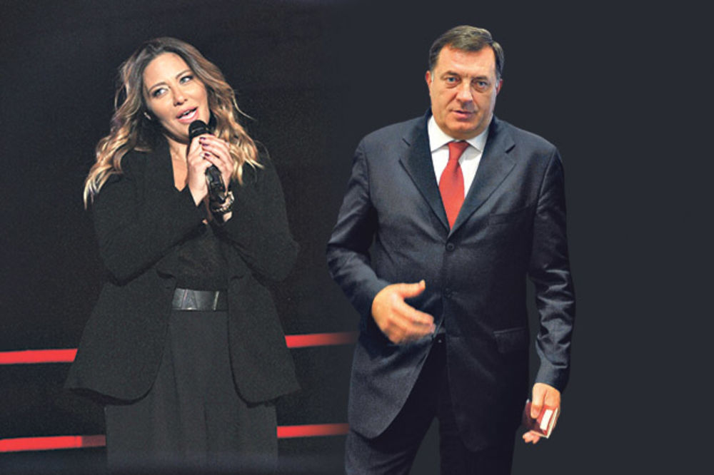 Dodik častio boksere Anom Nikolić