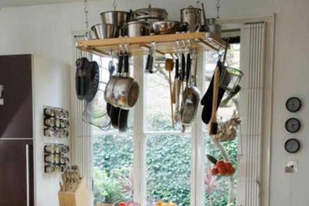 ŠTO MANJE KRŠA, ŠTO VIŠE UDOBNOSTI: 10 sjajnih ideja za male kuhinje - Kurir