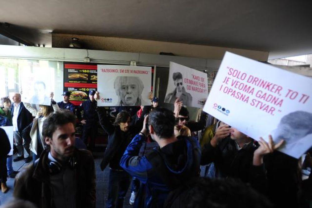 Avala film prodat za 980 miliona dinara, filmski umetnici protestuju