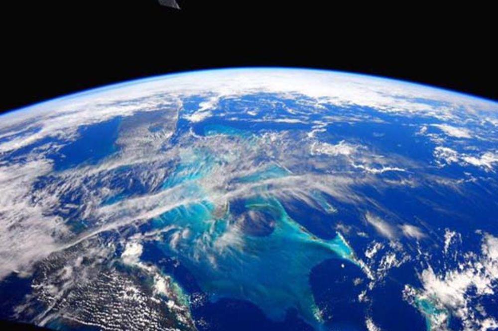 (FOTO) ŠTO JE LEP OVAJ SVET: Pogledajte kako izgledamo, negde odande, iz svemira!