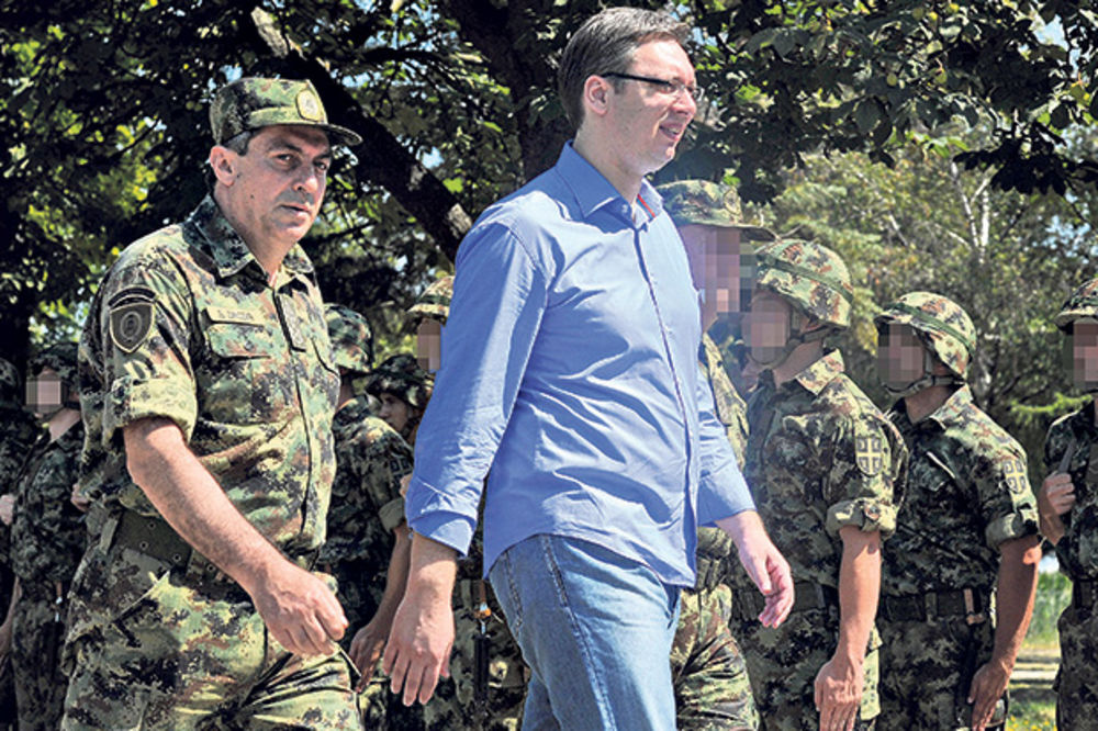 POBUNA: General Diković udario na Vučića!