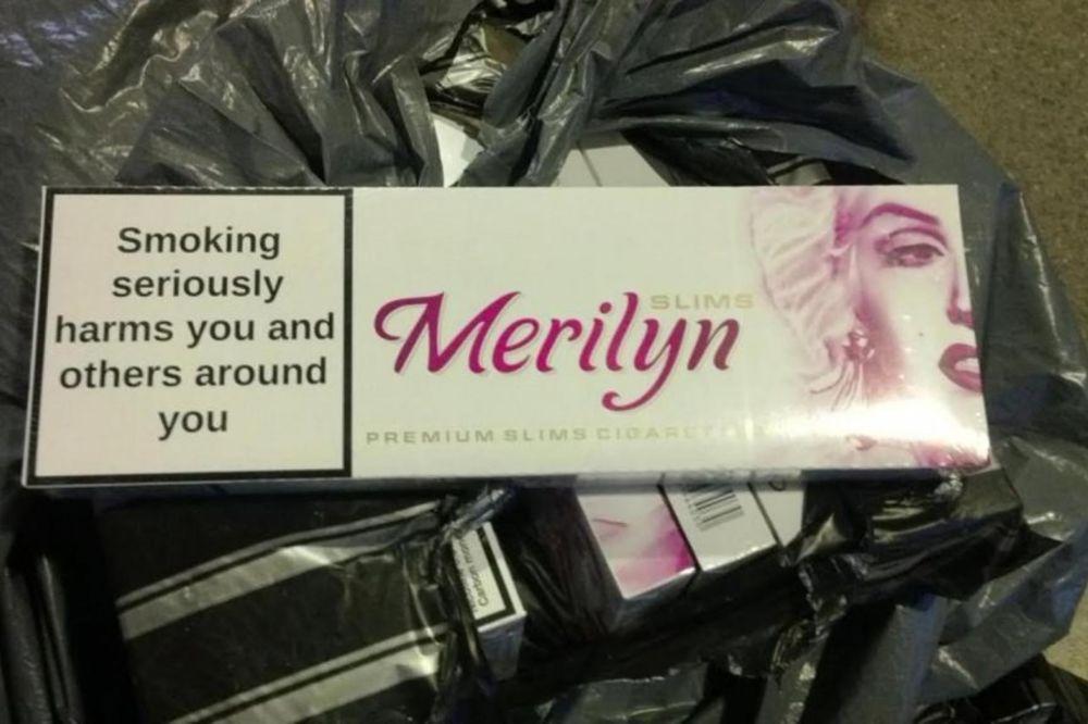 SPREČEN ŠVERC: Oko 120.000 cigareta pronađeno u turskom autobusu