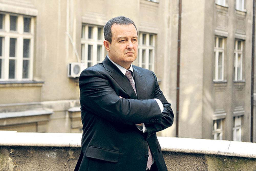 Dačić: DS radi suprotno interesima Srbije