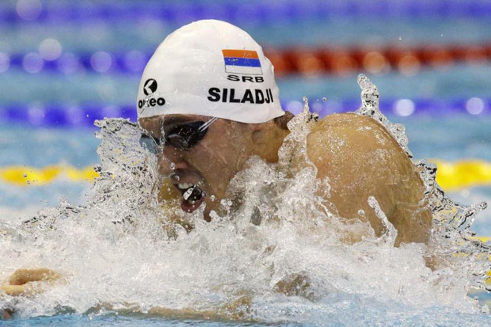 NEVIĐENA BRUKA: Olimpijac Čaba Silađi platio kartu za bazen da bi trenirao!
