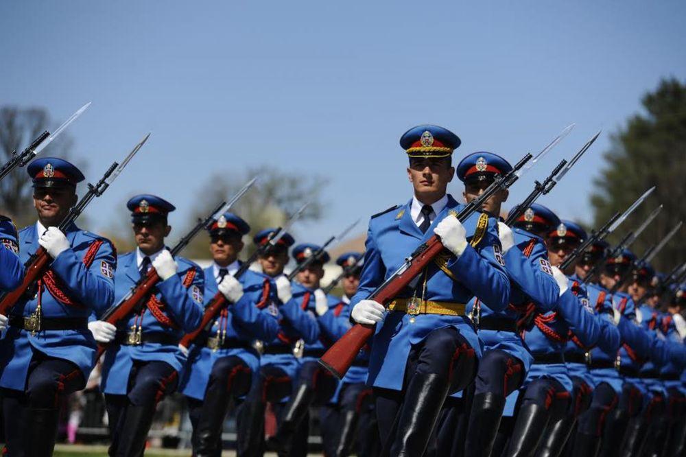 PARADA 9. MAJA: Gardisti Vojske Srbije od danas u Moskvi