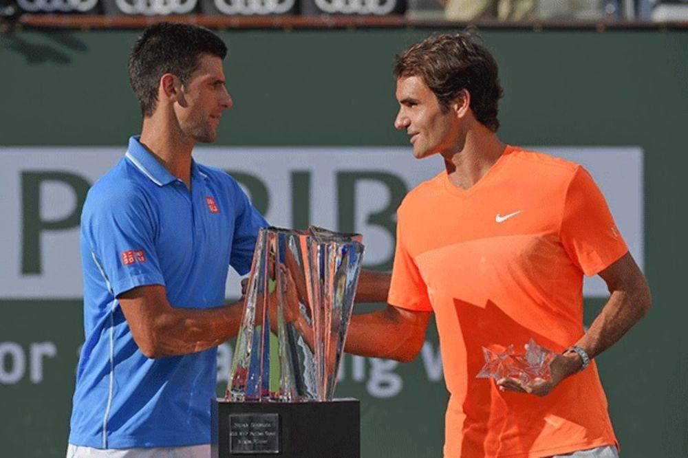 NEVEROVATAN NIZ: Da li Đoković može da obori i ovaj rekord Federera?