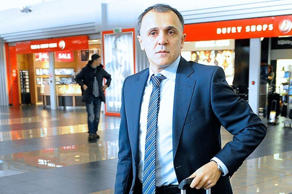 KAD NEĆE SRBIJA I PARTIZAN, IMA KO HOĆE: Drulović dobio trku sa Rajevcem za klupu Makedonije