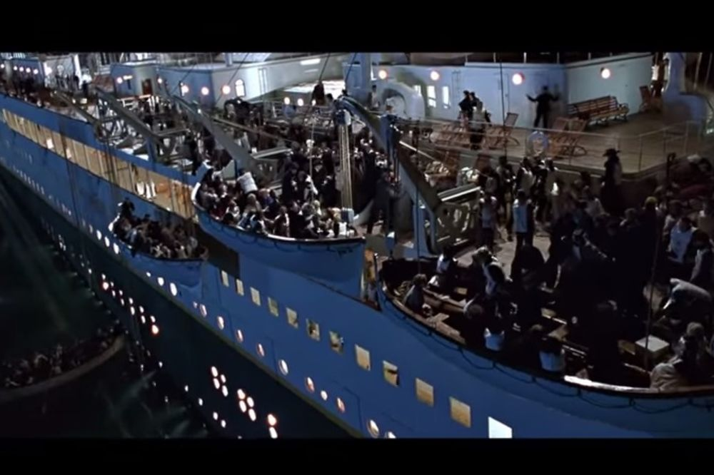 OTKRIVAMO: Ko je pravi vlasnik Titanika?