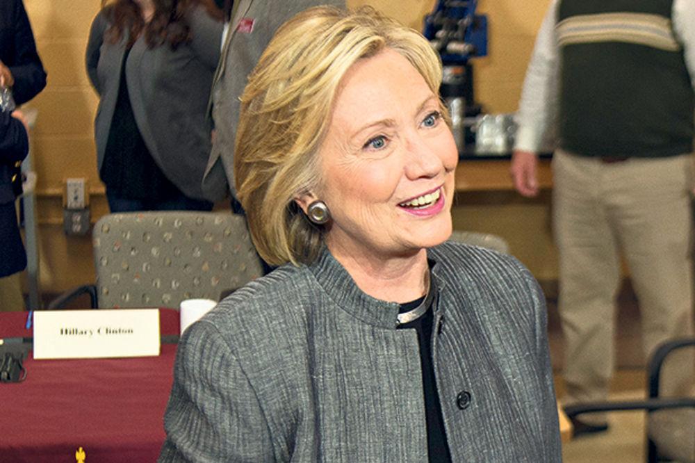 SMEŠNA STRANA BIVŠE PRVE DAME: Hilari Klinton je papučarka