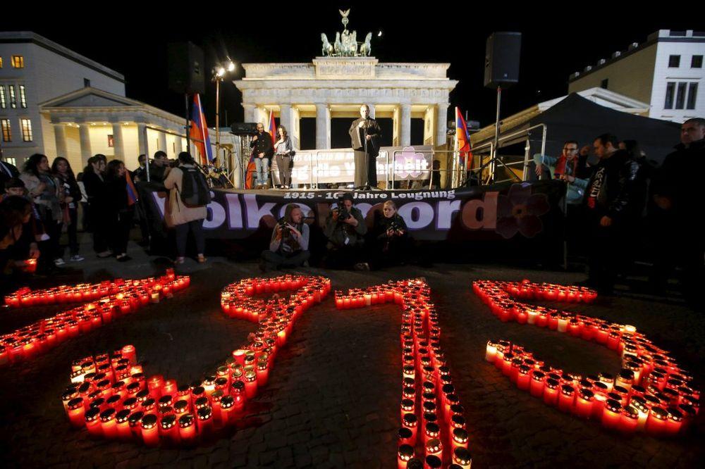 100 GODINA OD GENOCIDA: Marš u znak poštovanja za 1,5 miliona masakriranih Jermena