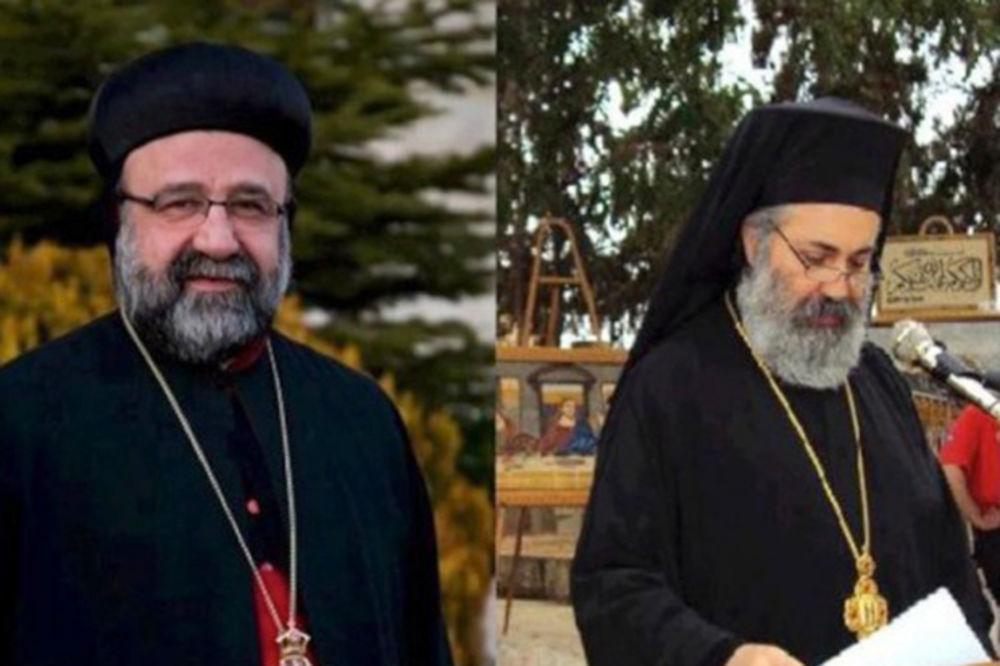 OTELI IH DŽIHADISTI U SIRIJI: Dve godine niko ne zna gde su episkopi Pavle i Grigorije