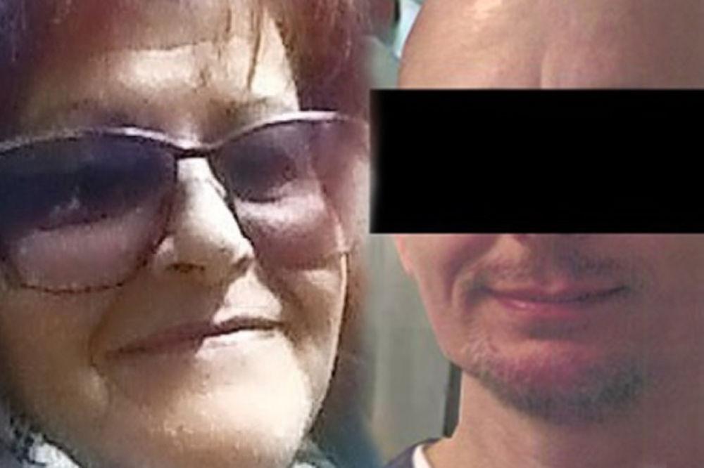 MONSTRUM JE UHAPŠEN: Ženi prerezao grlo zbog 60 evra!