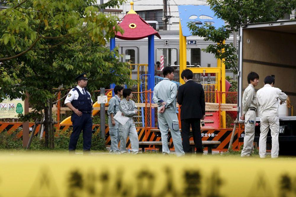 IGRALIŠTE ZA DECU KAO ČERNOBILJ: Zatvoren radioaktivni park u Tokiu