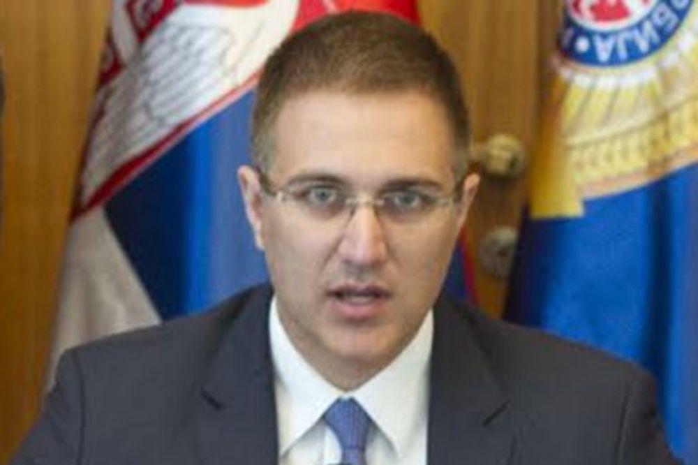 STEFANOVIĆ: Beograd i Srbija neće biti poligon za obračun kriminalaca