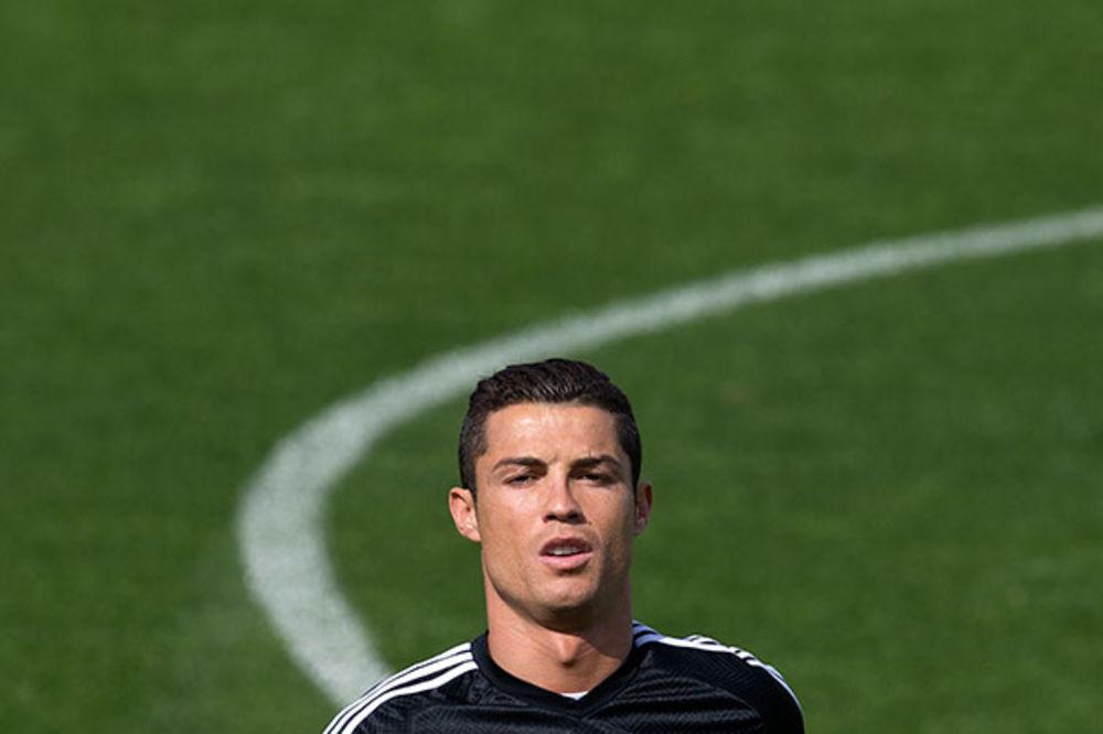 (VIDEO) BAHATI KRISTIJANO: Ronaldo zamalo zgazio navijača Reala