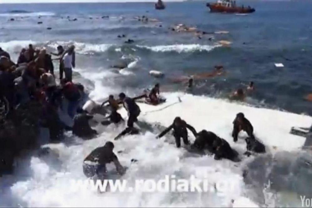 AMNESTI INTERNEŠNEL: Srbija i Makedonija slivnik za izbeglice koje neće EU