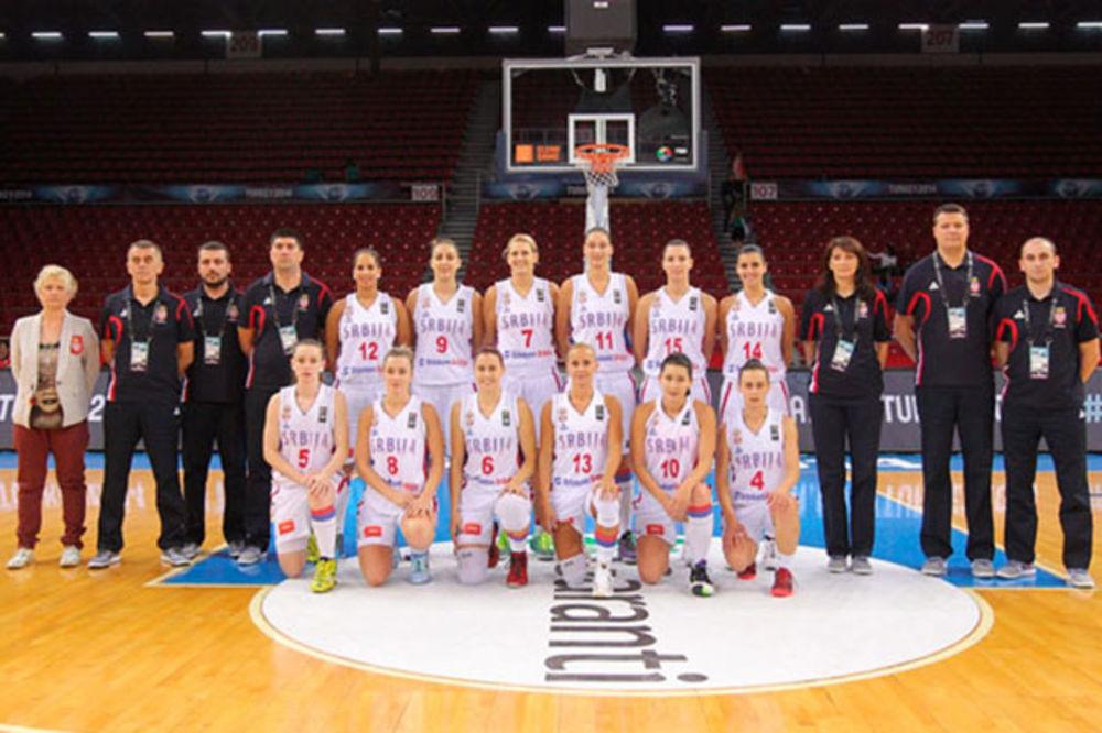 MARINA MALJKOVIĆ OKUPLJA REPREZNETACIJU: Srpske košarkašice počinju pripreme za Eurobasket