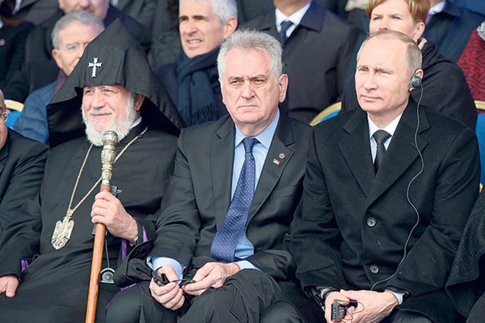 Nikolić ćaskao sa Putinom