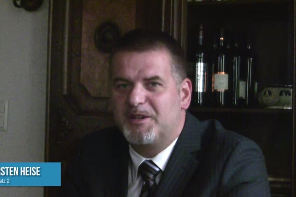 VOĐA NEMAČKIH NACIONALISTA: Kosovo će ostati srpsko, Ratko Mladić je heroj, Srbi su deo Evrope!