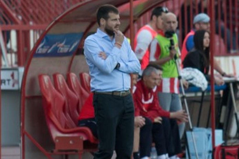 SAŠA ILIĆ: Lalatović je posle utakmice ušao u svlačionicu Partizana i čestitao igračima