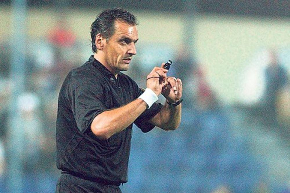 Srpske sudije i dalje na tapetu: UEFA saslušala Dejana Delevića