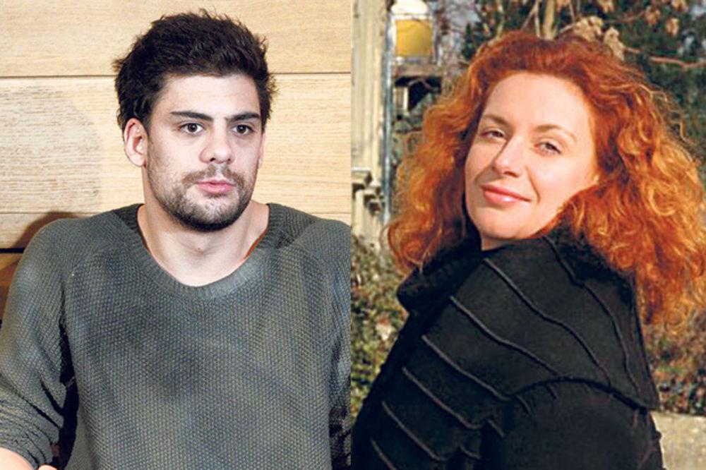 MAZNUO HRVATICU: Glumac Milan Marić u vezi sa starijom koleginicom!
