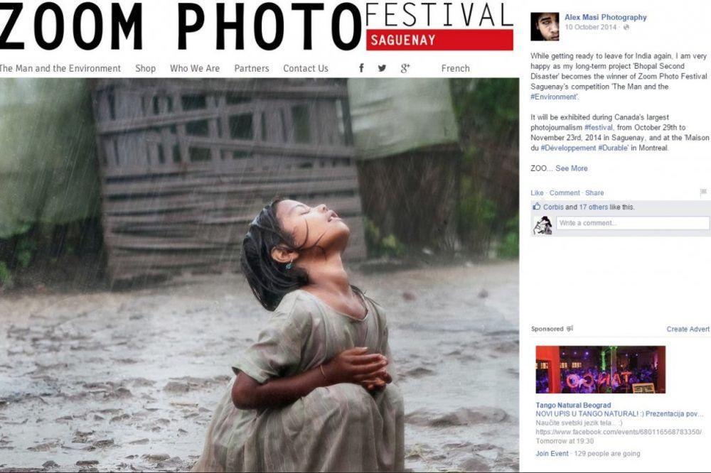 NEVEROVATNA ŽIVOTNA PRIČA: Ova fotografija promenila je dva života iz korena