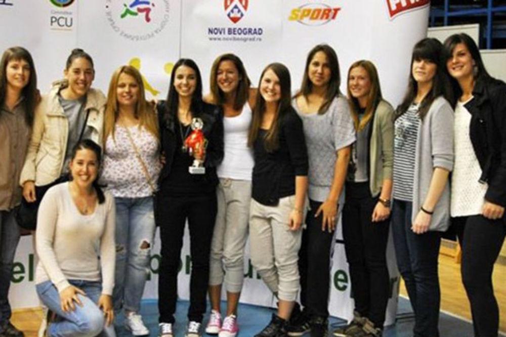 Studenti sportisti iz celog sveta stižu u Beograd