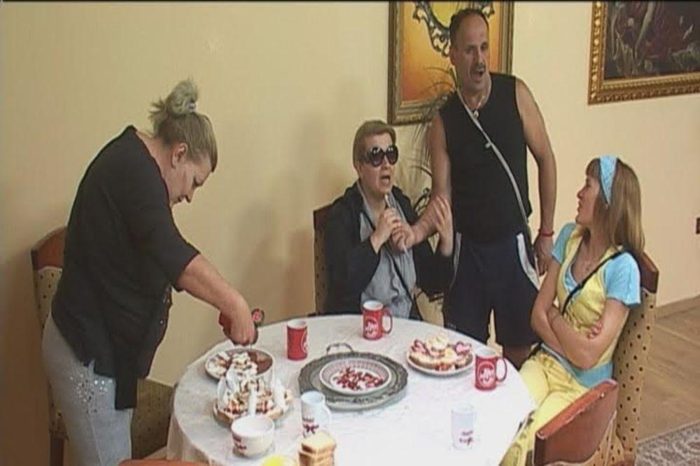 Zmaj od Šipova, žene, Parovi, foto: Printskrin