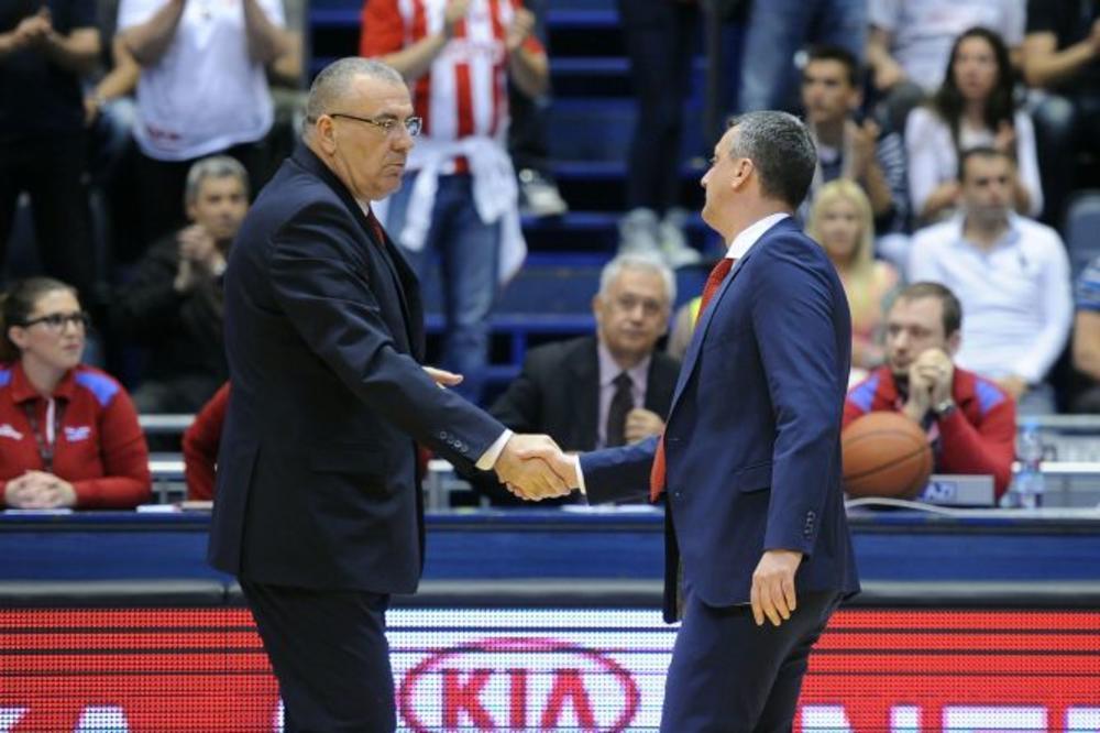 RADONJIĆ: Idemo u Zagreb da pobedimo