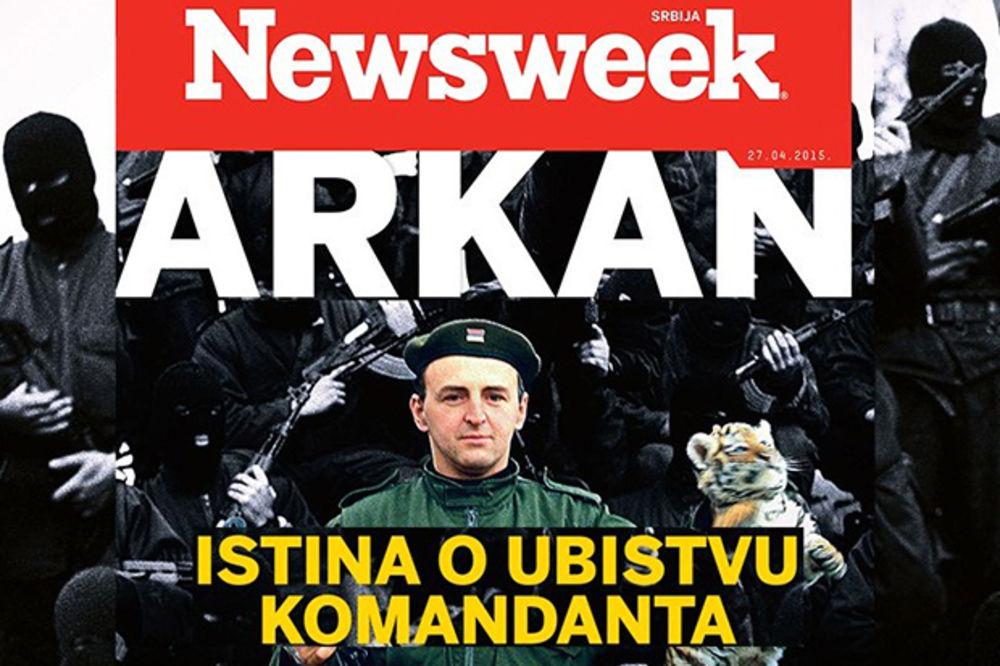 NOVI NEWSWEEK: Evo šta je rekao Skole, organizator ubistva Arkana, pre nego što je likvidiran