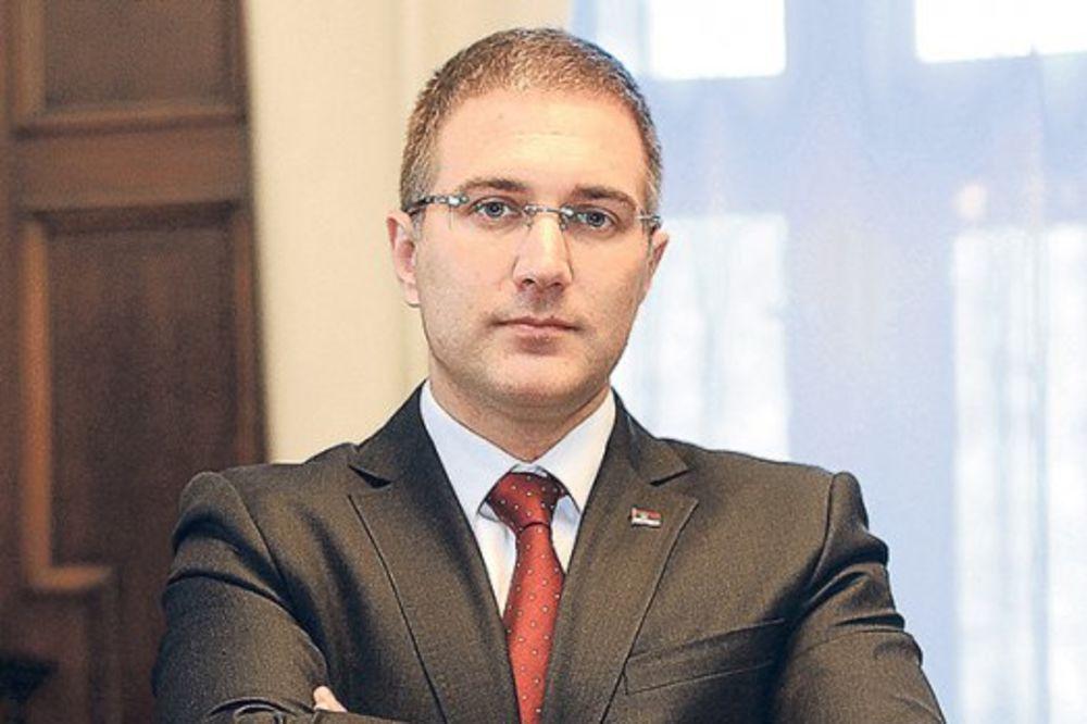 Stefanović: Oštre kazne za izgrednike