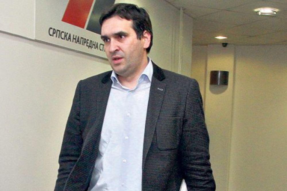 Radomir Nikolić na čelu GO SNS Kragujevac