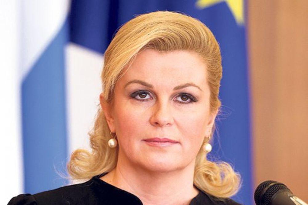 Kolinda Grabar Kitarović: Nećemo ucenjivati Srbiju