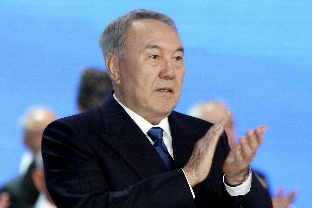 VEČITI PREDSEDNIK: Nazarbajev dobio neverovatnih 97,7 odsto glasova na predsedničkim izborima