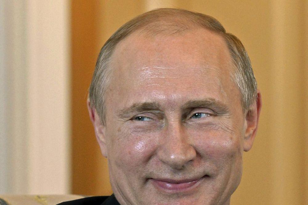 NOV BISER VRHOVNE RADE: Ukrajina uvela sankcije Vladimiru Putinu