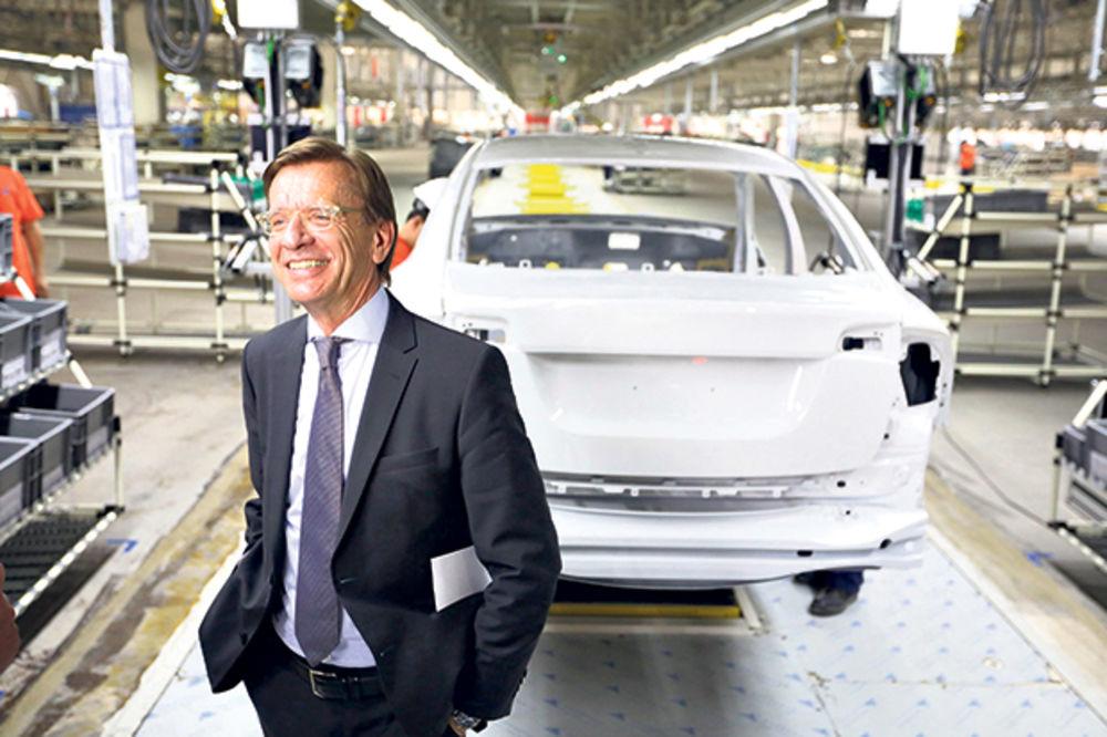 Kineska vozila izlaze na međunarodno tržište