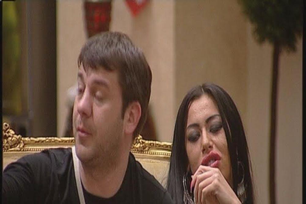 Mimi Oro, Ivan Marinković, foto printskrin TV Happy