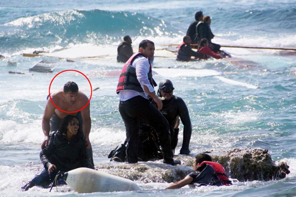 ORDEN ZA HEROJA: Grčka odlikovala vojnika koji je na Rodosu spasavao nasukane emigrante