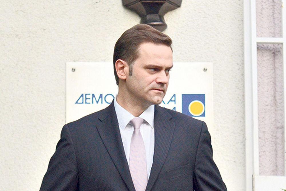 Borko Stefanović pisao biznismenima
